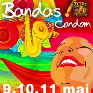 Bandas à Condom