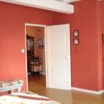 La Mirabelle - depuis la chambre rouge